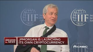 I Bought Back Into Litecoin - J.P. Morgan Chase Becomes First U.S. Bank With a Cryptocurrency