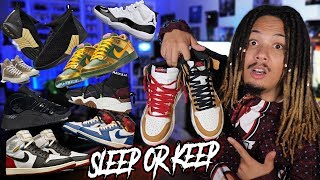 DOERNBECHER COLLECTION REVEALED !!! UNION LA X JORDAN 1 COLLAB !! JORDAN 11 CONCORD WILL IT SELL OUT