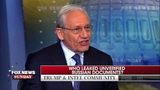 Bob Woodward: Russia Dossier on Trump a