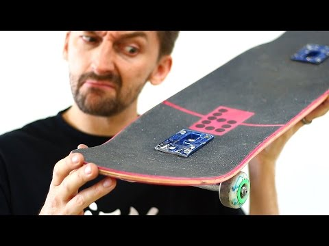 DROP THROUGH SKATEBOARD DECK | YOU MAKE IT WE SKATE IT EP 116