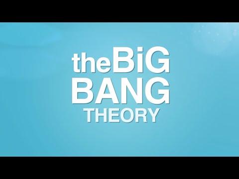 The Big Bang Theory (Kinetic Typography)