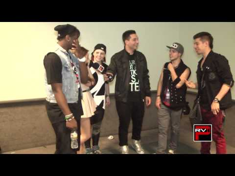 IaMmE Crew Part 2 Interview at WOD LA 2013