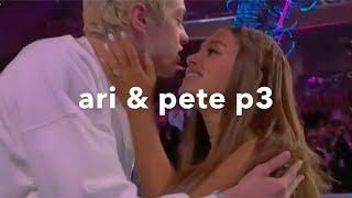 ariana grande & pete davidson | ♡cutest moments♡ PART 3