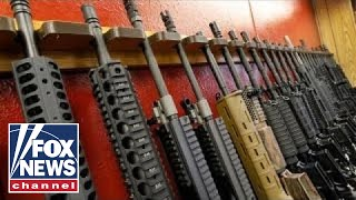 Tucker: Left colluding with companies to suppress gun rights
