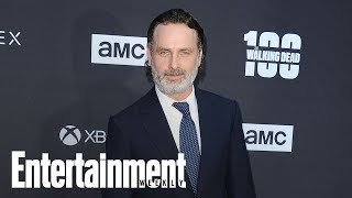 Walking Dead's Andrew Lincoln On 'Biggest Death We've Ever Done' | News Flash | Entertainment Weekly