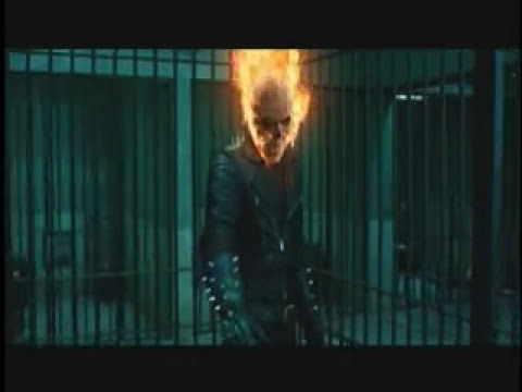 Ghost Rider escapes