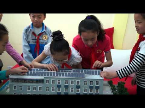 China's Sunshine Schools Program: Harnessing the Power of the Sun, Raising Green Awareness