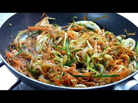 Ricetta CINESE (n° 2)  Piatto Ying Ru