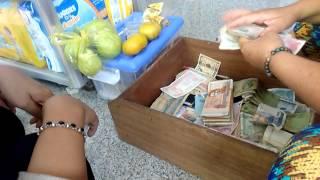 Phựợt An Giang - hành trình đổi tiền Campuchia