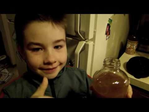 Juice Recipe for the kiddos: Apple/ Grape : Make Juice with a Blender