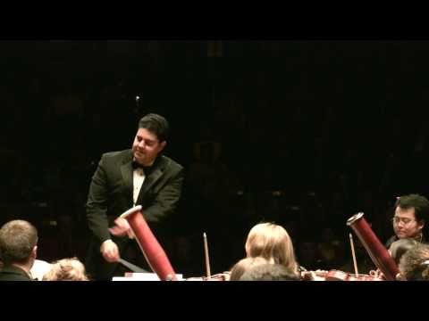 Dvorak - New World Symphony - 1st Movement - Tito Muñoz/NEC Philharmonia