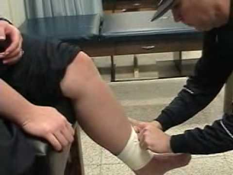 Matt Gordon Arch, Wrist, Finger, Shin.wmv Video
