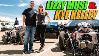 Kye Kelley & Lizzy Musi - Nitrous Fueled POWER Couple!