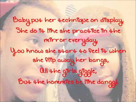 Mindless Behavior- Lean ft Soulja Boy Lyrics