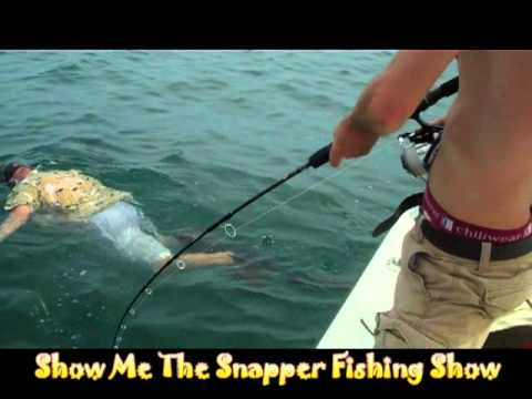 Show me the snapper fishing show episode 2