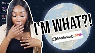 MY LIFE HAS BEEN A LIE! 😩MyHeritage DNA Test Results Just Shook Up My Life