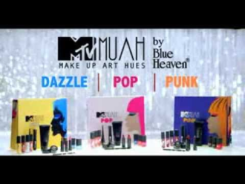 MTV MUAH by Blue Heaven TVC
