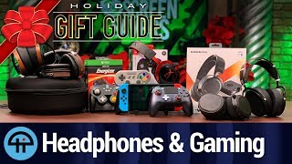 Holiday Gift Guide 2018: Headphones, Gaming Headsets, and Gaming Accessories