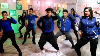 Tukur Tukur - Dilwale   Shah Rukh Khan   Kajol   RIPANPREET SIDHU   THE DANCE MAFIA