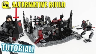 Baixar LEGO STAR WARS 75179 ALTERNATIVE BUILD KYLO RENS FORTRESS
