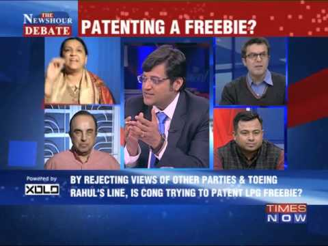 The Newshour Debate: LPG wish granted - Full Debate (30th Jan 2014)
