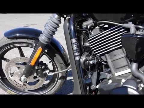 Harley-Davidson 2015 Street 750 & 500 Review | Motorcycle Podcast