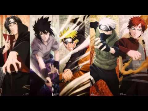 Naruto Shippuden Opening 30 Never Change [Shun Feat Lyu Lyu] FULL