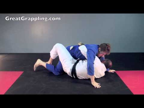 Side Control Escape Recompose Guard.mov Image 1