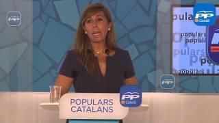 """PPC - """"No se puede sentir pena por una persona que ha gobernado Cataluña mientras evadía impuestos"""""""