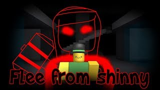 [NotiveChill2k] Flee from Shinny (flee the facility animated)