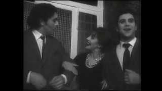 Anuncio de As xoias da Sra Bianconero-Cine galego