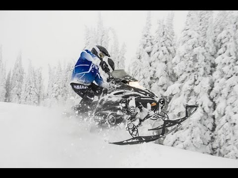 The Flatlanders in Revelstoke 2012 HD Snowmobile Video