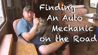 Picking An Auto Mechanic on the Road