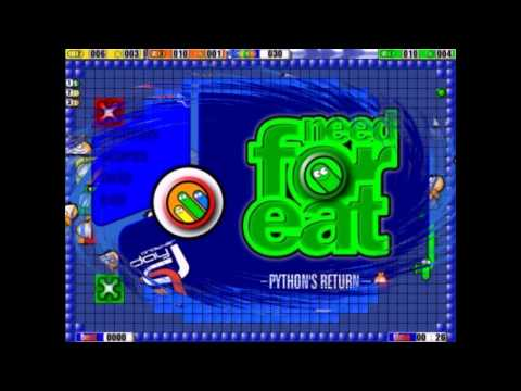 Need for Eat Python Return PC 2001 Gameplay