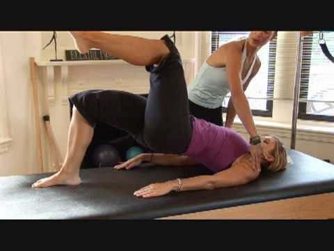 Pilates Workout Routine For Toning Butt 'n Thighs