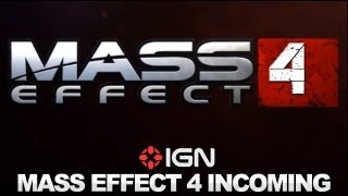IGN News - Mass Effect 4 Won't Star Shepard 2
