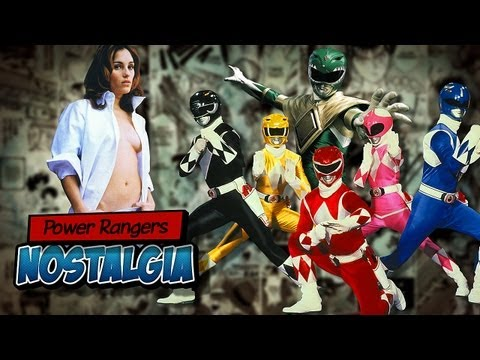 Nostalgia - Mighty Morphin POWER RANGERS