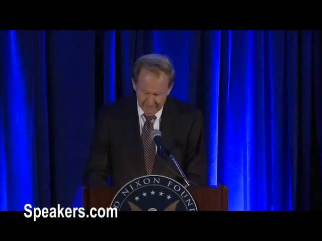 Pat Buchanan on Nixon