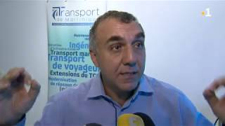 Réaction de Johnny Hajjar (président SPL transport)