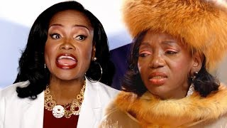 Dr Heavenly Reads Mariah's Mama Lucy AGAIN! Married To Medicine Season 6