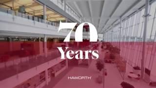 Haworth Orgatec 2018 Booth Timelapse