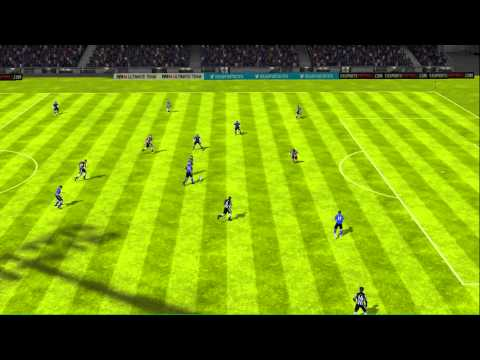 FIFA 14 iPhone/iPad - asvpbrayan vs. PAOK