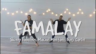 Famalay Skinny Fabulous Machel Montano Bunji Garlin Stef Williams Choreography