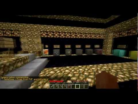 Minecraft 1.4.5 || Cracked Server: Pvp & Survival (Arena, Shops)