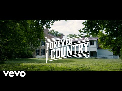 Artists Of Then, Now & Forever - Forever Country