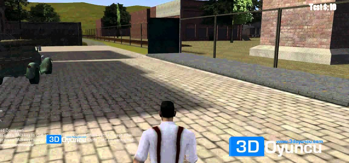 3d Online Mafya 3d Oyunlar Youtube