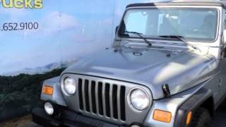 Used 2004 Jeep Wrangler Sport Soft Top for sale in Hemet,CA - Used Jeeps For Sale