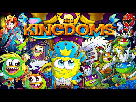 Nickelodeon Kingdoms | Nick Gamer Tips | Nick