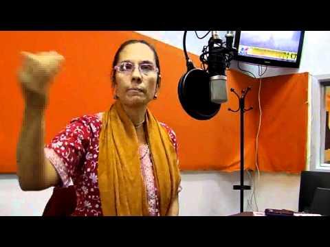 Daksha, cocina vegetariana, en 168 Horas Radio - Segunda Parte