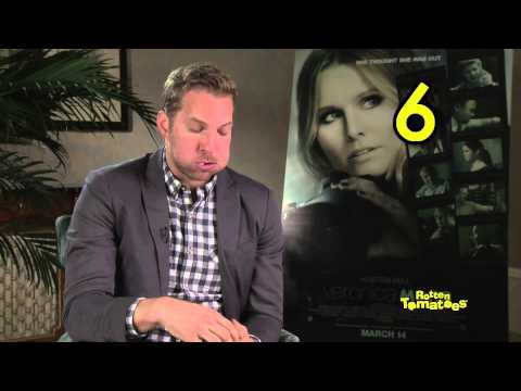 Veronica Mars Kristen Bell Marshmallow Eating Contest